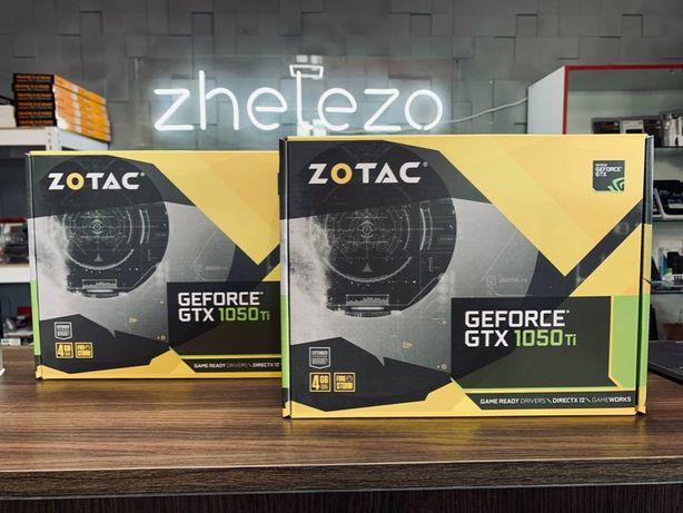 Видеокарта Zotac GeForce GTX 1050 Ti Mini (ZT-P10510A-10L)
