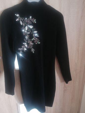 Sukienka dzianinowa Mohito rozmiar M stan idealny