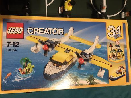 Lego Creator - Aventura na Ilha