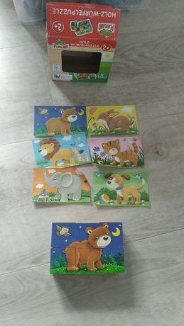 Puzzle 6 w1 zwierzęta