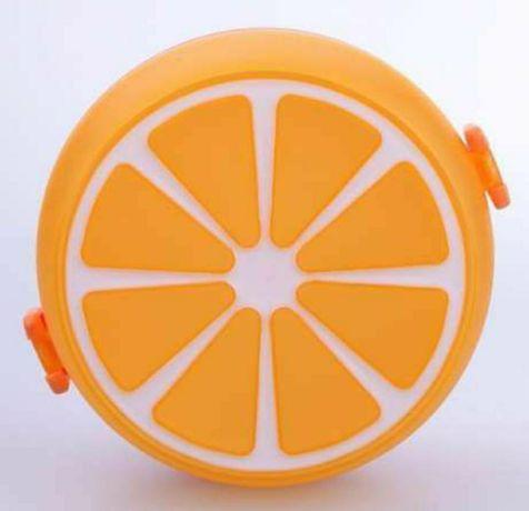 Ланч бокс, контейнер Апельсин