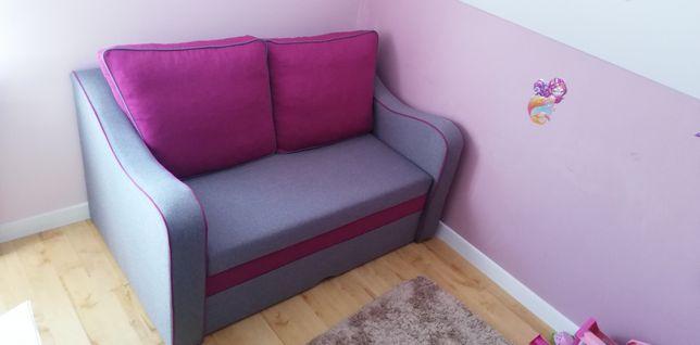 Kanapa Sofa fotel łóżko rozkładane