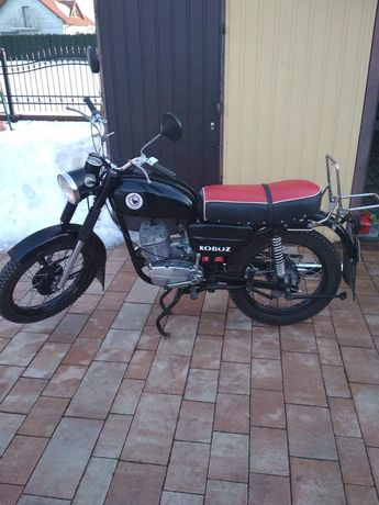 WSK 175 KOBUZ motor 5