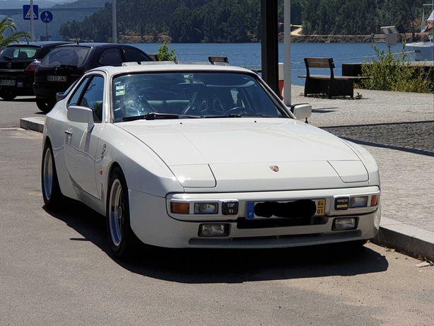 Porsche 944 S1 (1984) Clássico.