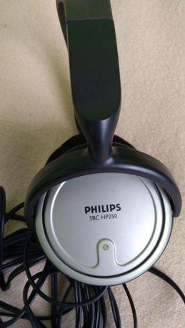 Słuchawki PHILIPS SBC HP 250