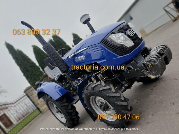 Трактор Xingtai Т-244 HL New Сінтай 4х4, 25 к.с.+Гідропідсилювач.