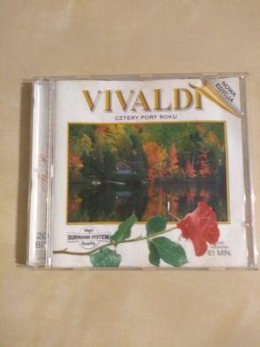 """Płyta Vivaldi """"4 pory roku"""""""