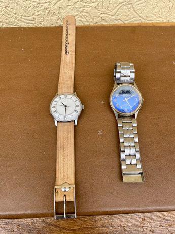 Чоловічий наручний годинник Ракета + бонус