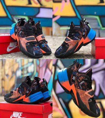 Мужские Баскетбольные Кроссовки Nike Air Jordan Why Not Zer0.3 41-45