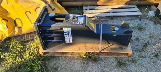 Martelo para Giratoria Mustang Hammer HM500 420kg 2021