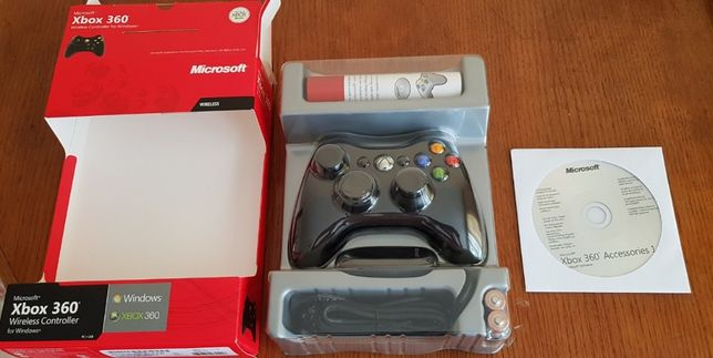 Беспроводной microsoft Controller Wireless геймпад Xbox 360, джойстик.