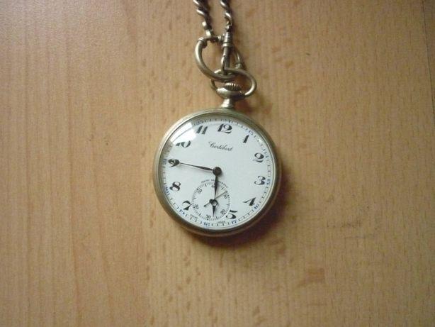Zegarek z dewizką Cortebert