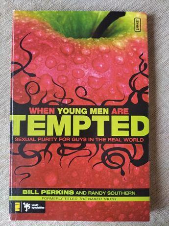 Książka po angielsku When young men are tempted Bill Perkins