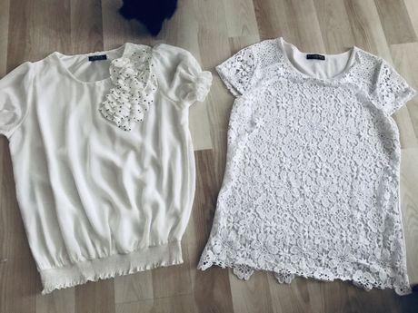 Дві блузи 52р одним лотом