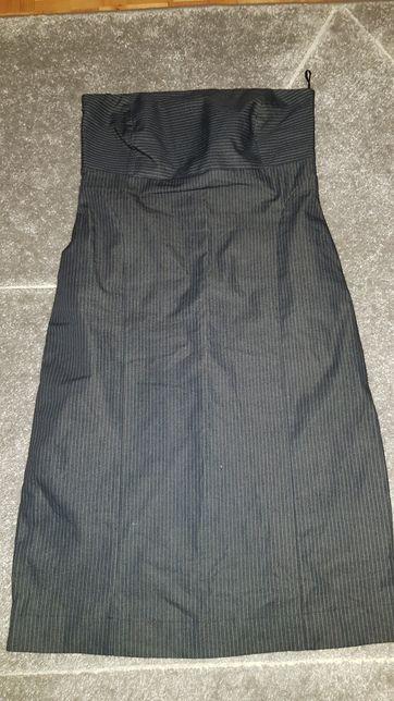 Sukienka orsay rozmiar s 36 granatowa