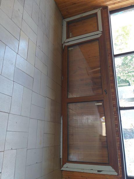 Дверь и окно металлопластиковые