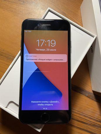 Iphone 7 32gb (с коробкой)