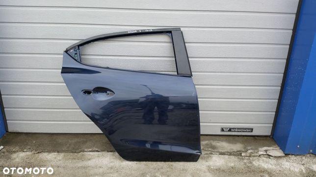 Mazda 3 III 13-17 Drzwi tył tylne prawe