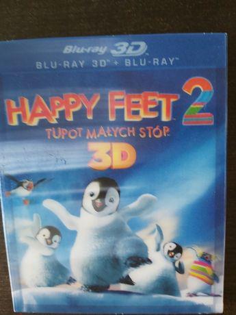 Bajka happy feet 2 3d