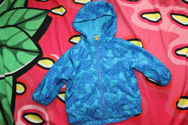 Ветровка куртка накидка на 1-2 года мальчику