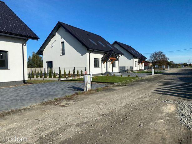 Nowy dom w cenie szeregówki - przestrzeń i wygoda!