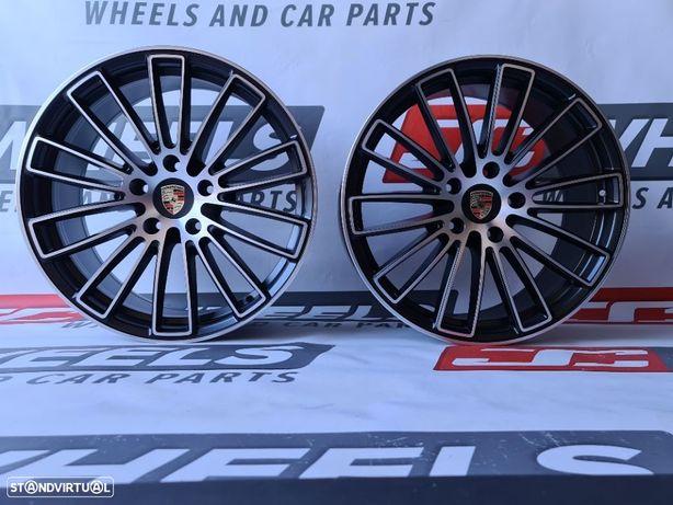 Jantes look Porsche Techart em 20 5x130 Cayenne