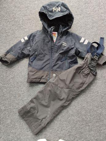 Komplet spodnie i kurtka narciarska 92 Helly Hansen