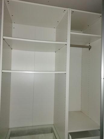 Closet IKEA de 3 módulos como novo
