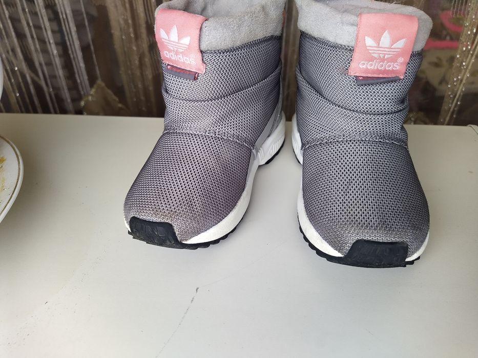 Продам сапоги ботинки Adidas,25 размер Часов Яр - изображение 1