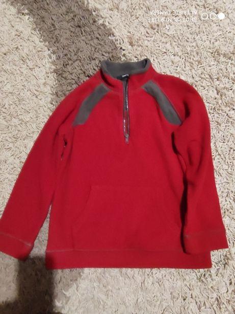 bluza polar dla chłopca na 7- 8 lat