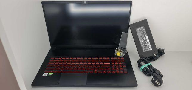 Laptop MSI GF75 Thin 10SCSR-094PL i7-10750H GeForce GTX1650Ti/4GB