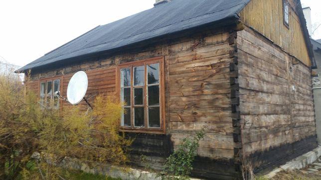 Dom z modrzewia do rozbiórki i przeniesiena
