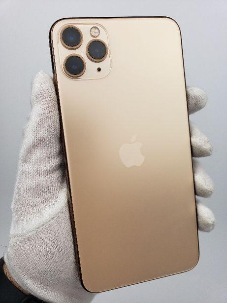 iPhone 11 Pro Max 512Gb Gold Neverlock 81 цикл ИДЕАЛ Dream Store