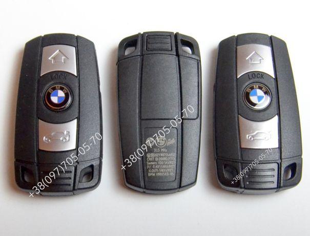 Ключ BMW cas 3 315 433 868 европа америка комплектный все кузова