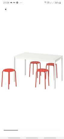 Stół Melltorp Ikea