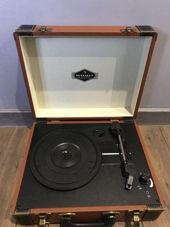 Gramofon retro Auna Nostalgy