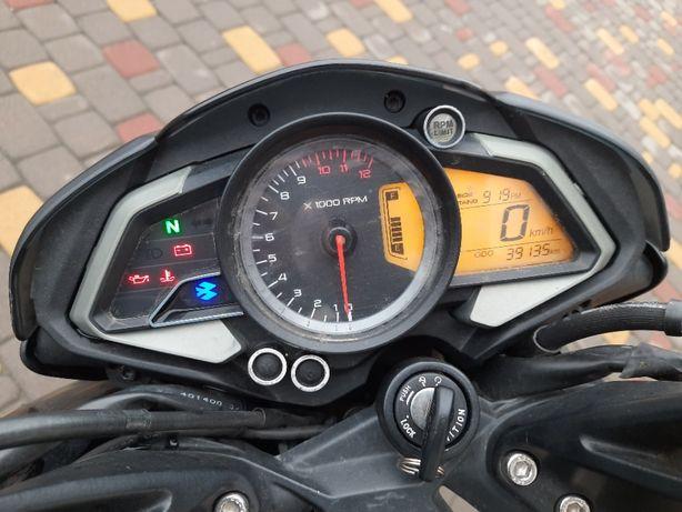 Мотоцикл Bajaj Pulsar NS200 2016