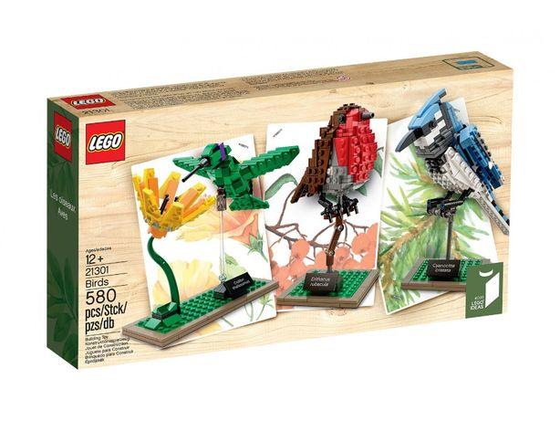 LEGO Ideas/Ptaki nr 21301