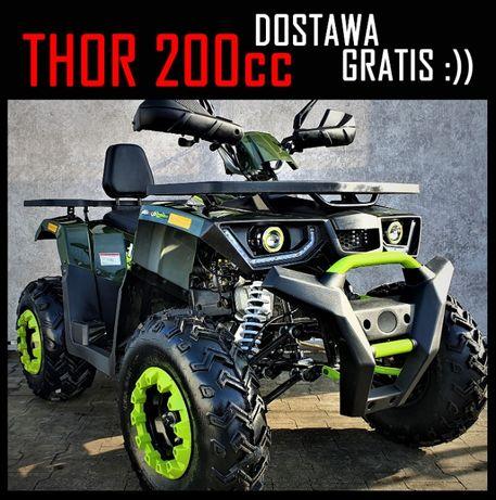 Dostawa Gratis Quad ATV Benyco Thor/FOURCRAFT Pług, Promocja