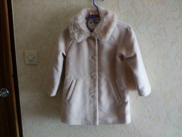 Płaszcz dla dziewczynki H&M