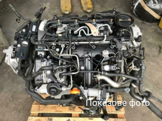 Двигун Skoda Superb 2.0 tdi (CFGB)