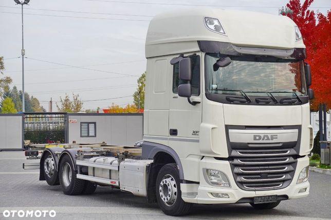 Daf Xf 460 , E6 , 6x2 , Rama Bdf 7,2m , Super Space Cab ,