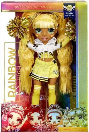 Кукла Rainbow High - Санни Чирлидер
