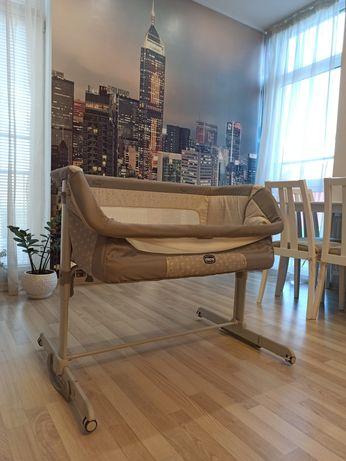 Приставная детская кроватка Chicco