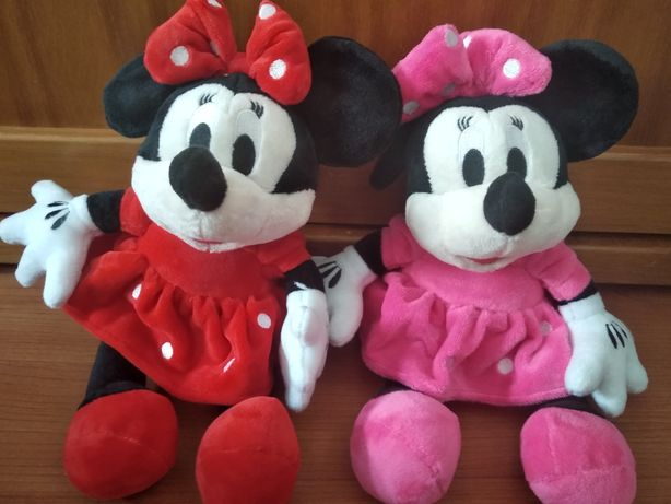 Bonecos 30 cm Mickey e minnie novos