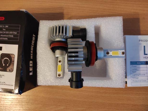 LED headlight автолампа Н8