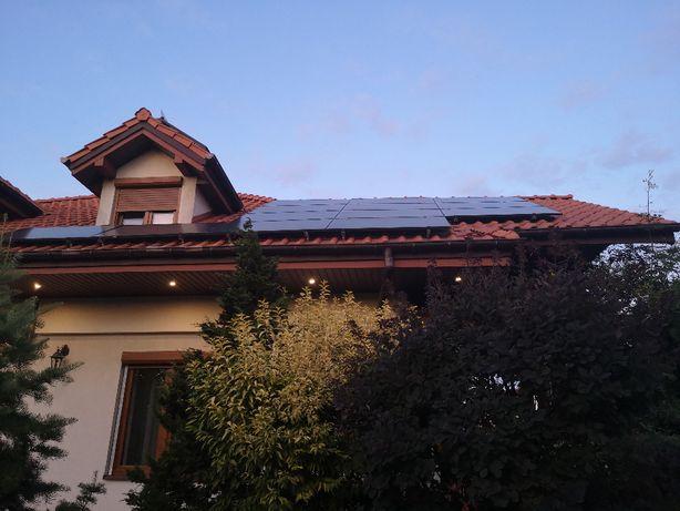 Fotowoltaika bezpieczna kom. 10 kw SolarEdge opymalizatory