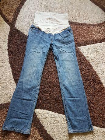 Spodnie_jeansy ciążowe 8_ 36