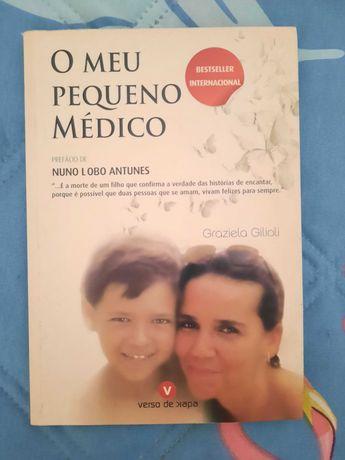 Livro O meu pequeno médico