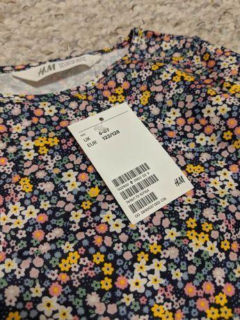 Платье H&M 6-8
